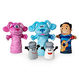 Melissa & Doug® 5-Piece Blue's Clues & You Hand and Finger Puppet Set