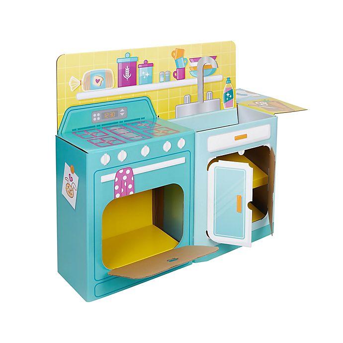 Alternate image 1 for WowWee Pop2Play Kitchen/Nursery Playset