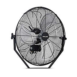 NewAir® Outdoor Rated High Velocity Wall Mounted Fan in Black