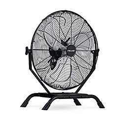NewAir® 20-Inch Outdoor Rated 2-in-1 High Velocity Fan in Black