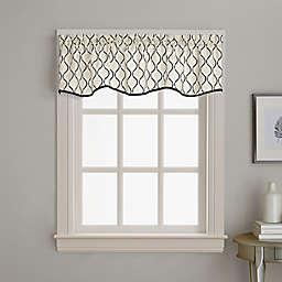 Curtainworks Morocco Valance in Black