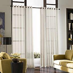 Curtainworks© Soho Voile Grommet Window Curtain Panel