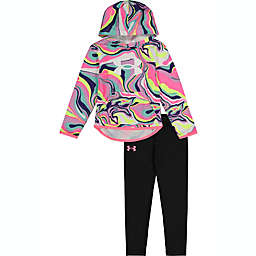 Under Armour® 2-Piece Rainbow Swirl Top and Pant Set