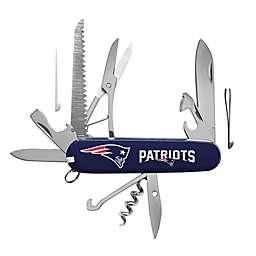 NFL New England Patriots Classic 15-Function Pocket Multi-Tool