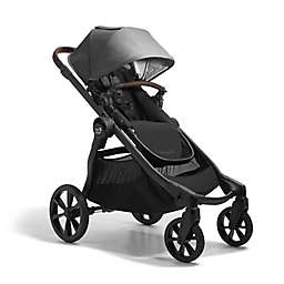 Baby Jogger City Select 2 Eco Collection Single-to-Double Modular Stroller in Harbor Grey