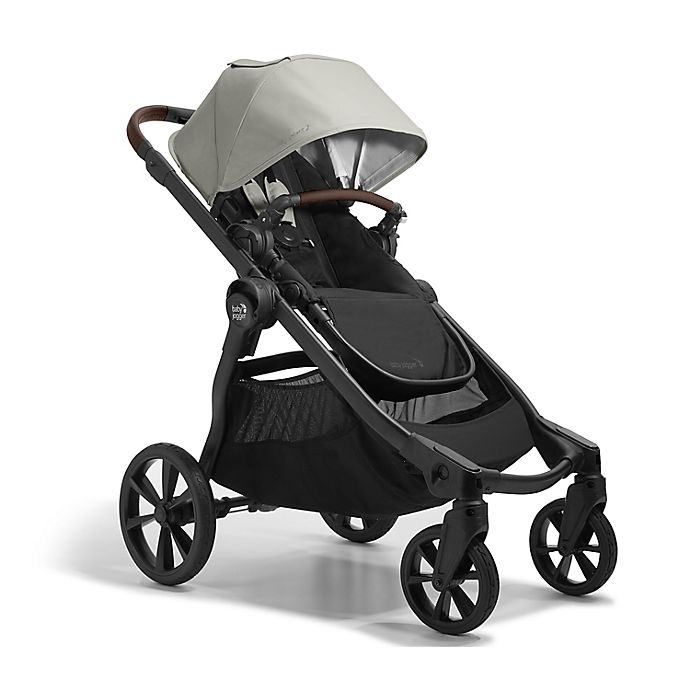 Alternate image 1 for Baby Jogger® City Select® 2 Eco Collection Single-to-Double Modular Stroller
