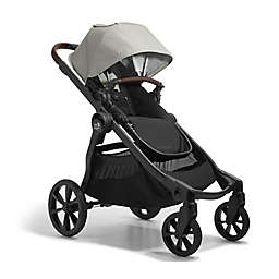 Baby Jogger® City Select® 2 Eco Collection Single-to-Double Modular Stroller in Frosted Ivory
