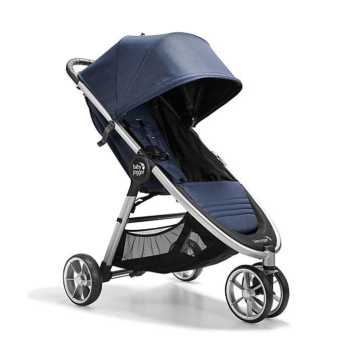 Alternate image 1 for Baby Jogger® City Mini® 2 Stroller in Storm Blue