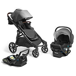 Baby Jogger® City Select 2 Eco Collection Single-to-Double Modular Travel System in Harbor Grey
