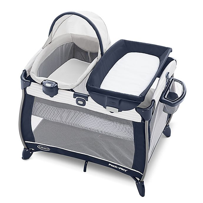 Alternate image 1 for Graco® Pack 'n Play® Quick Connect™ Portable Bassinet Playard in Alex
