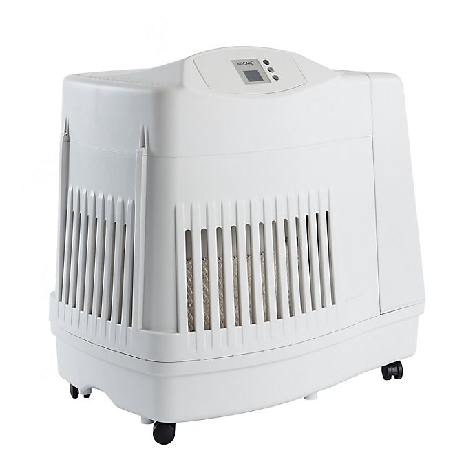 Alternate image 1 for Essick Air AIRCARE Evaporative Humidifier in White