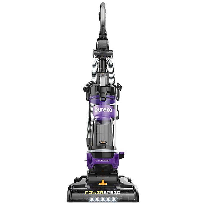 Alternate image 1 for Eureka® Power Speed Rewind with Bonus Dust Cup in Purple