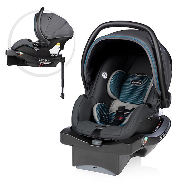 Alternate image 1 for Evenflo® Litemax DLX Infant Car Seat with Load Leg Base