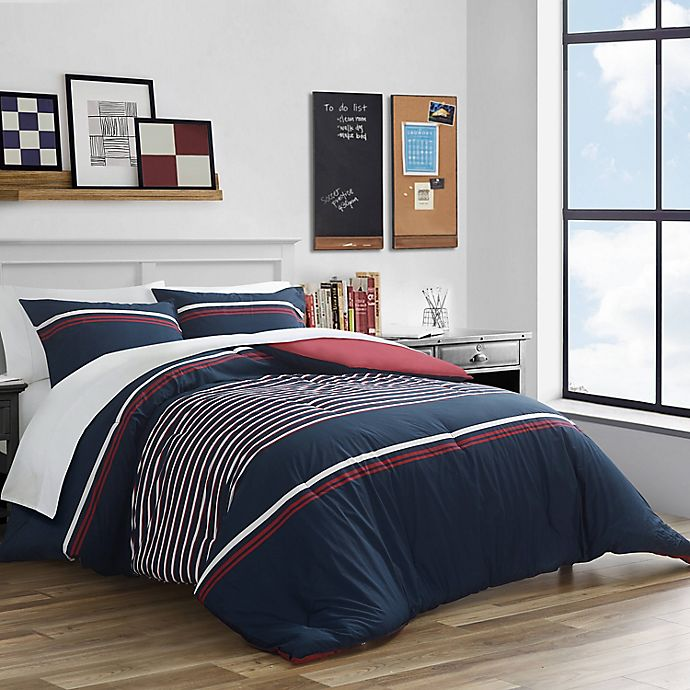 Alternate image 1 for Nautica® Mineola Comforter Set