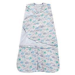 HALO® Planes Cotton SleepSack® Swaddle in Grey