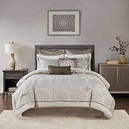 Tiburon Queen 12-Piece Comforter Set