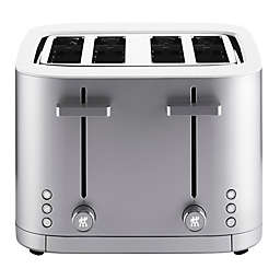 Zwilling® Enfinigy 4-Slot Toaster in Stainless Steel