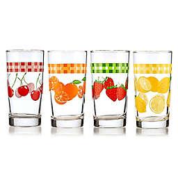 Libbey® Glass Vintage Juice Glasses (Set of 4)