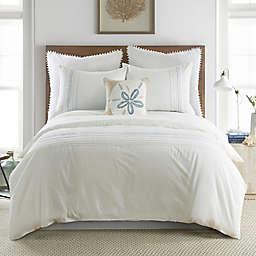 Levtex Home Terrington 3-Piece Full/Queen Comforter Set in White