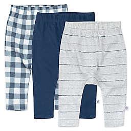 The Honest Company® Newborn 3-Pack Morning Mountains Harem Pants