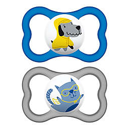 MAM Air Ages 6+ Months Pacifier (2-Pack)