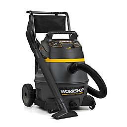 WORKSHOP® 6.0 Peak 14-Gallon High Power Wet/Dry Vacuum w/ Cart