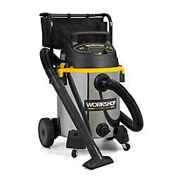 WORKSHOP® 6.5 Peak HP 16-Gallon High Capacity Wet/Dry Vacuum