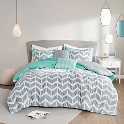Intelligent Design Nadia 5-Piece Reversible Comforter Set