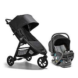 Baby Jogger® City Mini® GT2 All-Terrain Travel System in Opulent Black