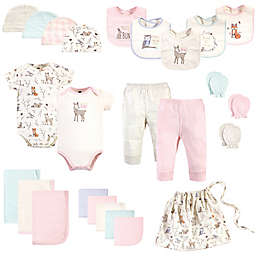 Hudson Baby® Size 0-6M 25-Piece Enchanted Forest Layette Baby Gift Set