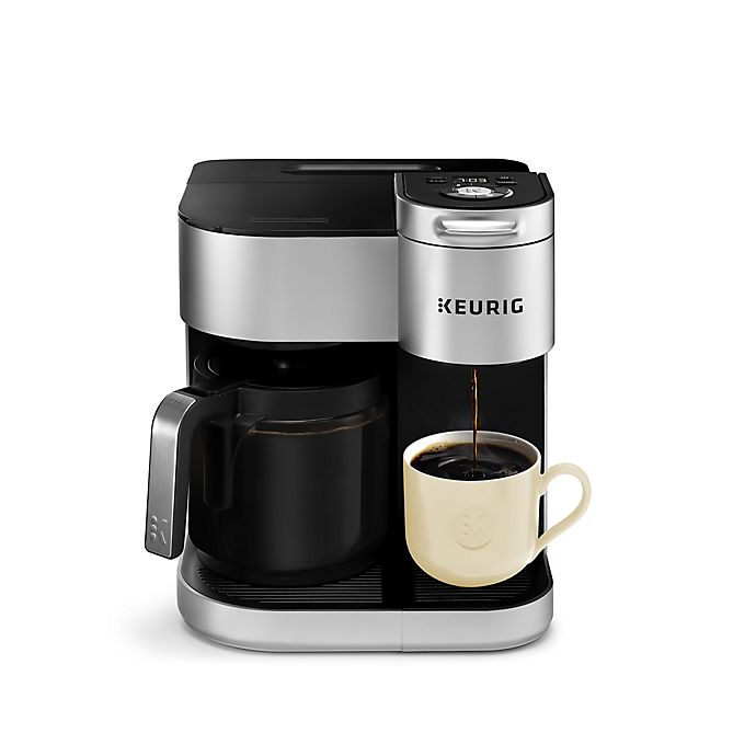 Alternate image 1 for Keurig® K-Duo® Special Edition Single Serve K-Cup Pod & Carafe Coffee Maker