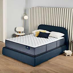 "Serta® Perfect Sleeper Cobalt Coast 12"" Firm Mattress with Foundation"