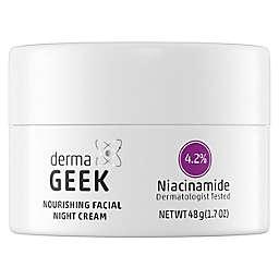 dermaGEEK 1.7 fl. oz. Nourishing Facial Night Cream