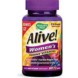 Alive!® 60-Count Women's Gummy Vitamins in Mixed Berry
