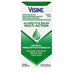 Visine® 0.5 oz. Allergy Relief Eye Drops