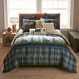 Donna Sharp® Bear Journey 3-Piece Reversible Comforter Set