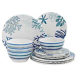 Baum Coastline 12-Piece Dinnerware Set