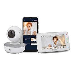 Motorola® VM36XL Touch WiFi Video Baby Monitor in White