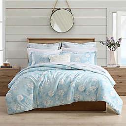 Stone Cottage Seaside Sand Dollar Comforter Bonus Set in Blue
