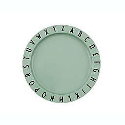 Eat & Learn™ Tritan® Plate in Green