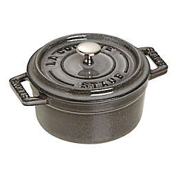 Staub® 0.25 qt. Mini Round Cocotte