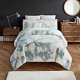 UGG® Lexi Tie-Dye 2-Piece Twin Comforter Set in Sidewalk