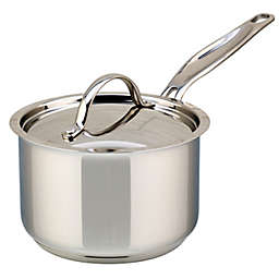 Meyer Confederation Stainless Steel Covered Saucepan