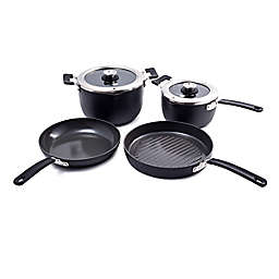 GreenPan™ Levels Hard-Anodized 6-Piece Cookware Set
