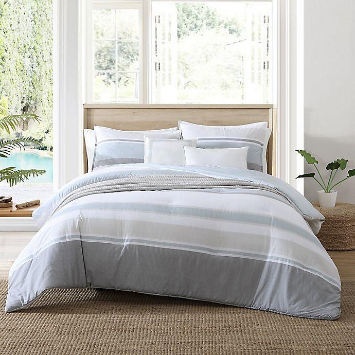 Alternate image 1 for Nautica® Westport Lake 4-Piece Reversible Comforter Set