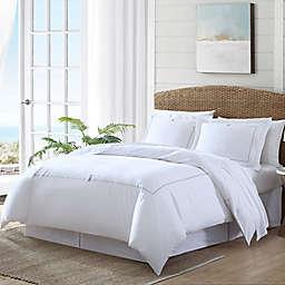 Tommy Bahama® Pineapple Resort Duvet Cover Set in Light Grey
