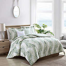 Tommy Bahama® Kauai Full/Queen Comforter Bonus Set in Green