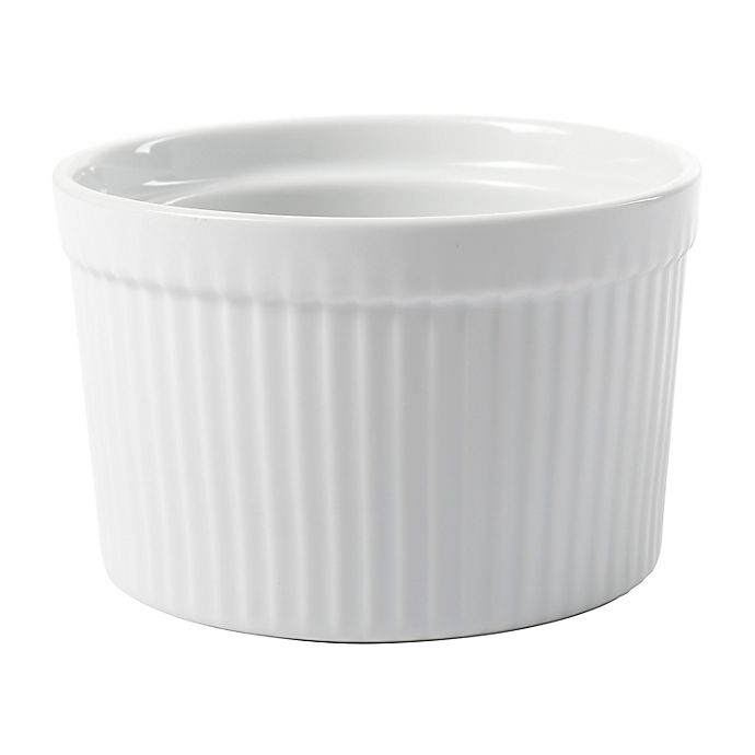 Alternate image 1 for Our Table™ Simply White Ramekin