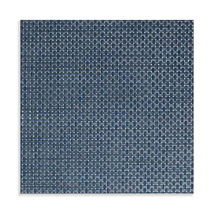 Alternate image 1 for Studio 3B™ Bistro Woven Vinyl Square Placemats in Luxe (Set of 4)