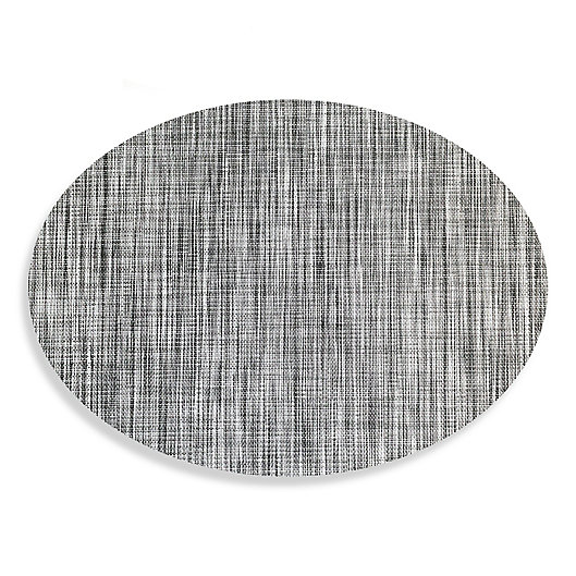 Alternate image 1 for Studio 3B™ French Oval Woven Vinyl Placemats (Set of 4)